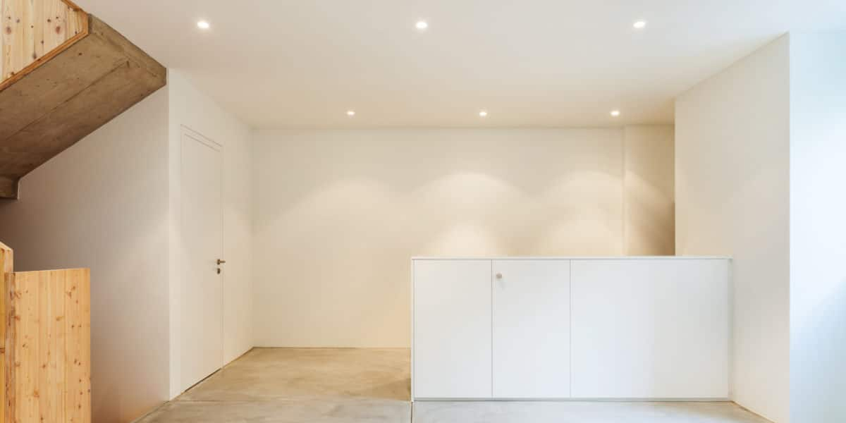verlaagd plafond badkamer spanplafond