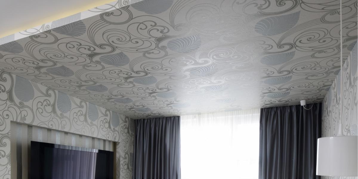 pvc spanplafond print