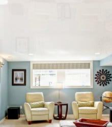 spanplafond nadelen glans