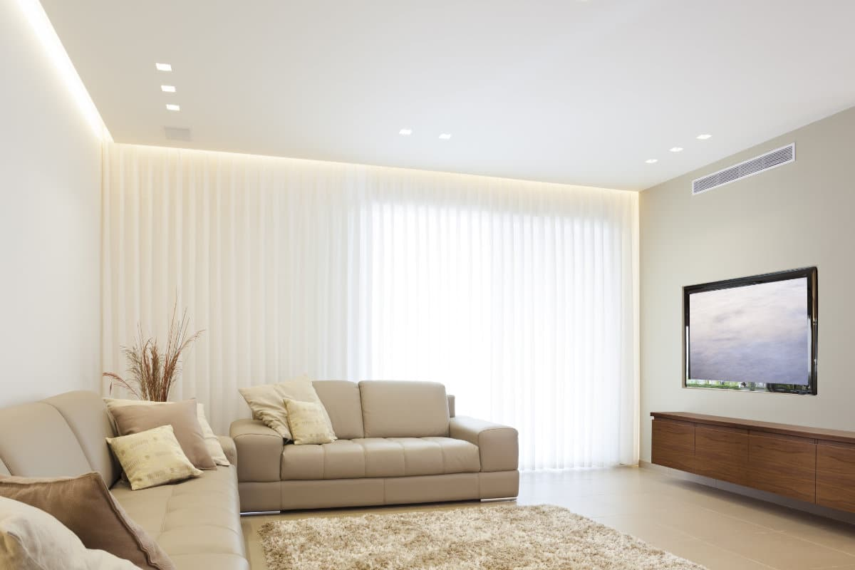 spanplafond nadelen wit